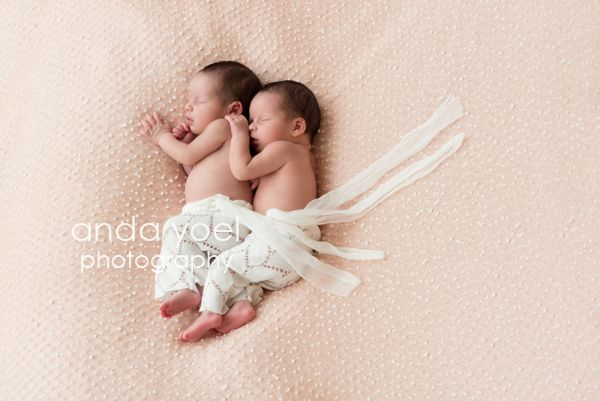 צילום תאומים אנדה יואל